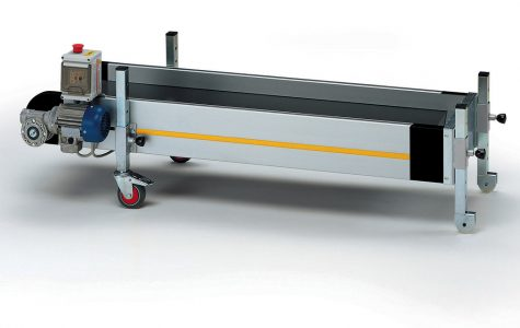 DP conveyor belt